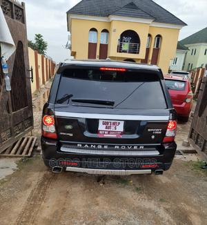 Land Rover Range Rover Sport 2009 Black | Cars for sale in Lagos State, Ikeja
