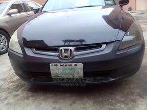 Honda Accord 2005 Coupe EX V6 Black   Cars for sale in Lagos State, Kosofe