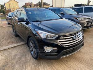 Hyundai Santa Fe 2014 Black   Cars for sale in Lagos State, Ikeja