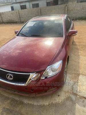 Lexus GS 2008 350 Red   Cars for sale in Lagos State, Alimosho