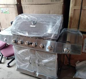 Commercial Outdoor Bbq Grill | Restaurant & Catering Equipment for sale in Lagos State, Ojo