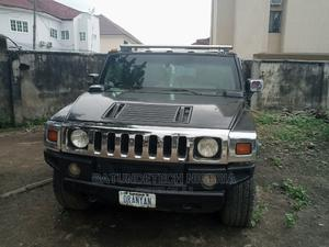 Hummer H2 2005 SUV Sport Utility Black | Cars for sale in Lagos State, Ikeja