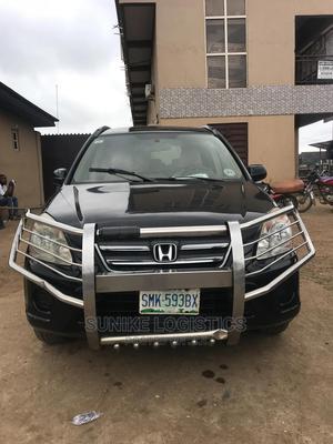 Honda CR-V 2005 Black | Cars for sale in Lagos State, Ikotun/Igando