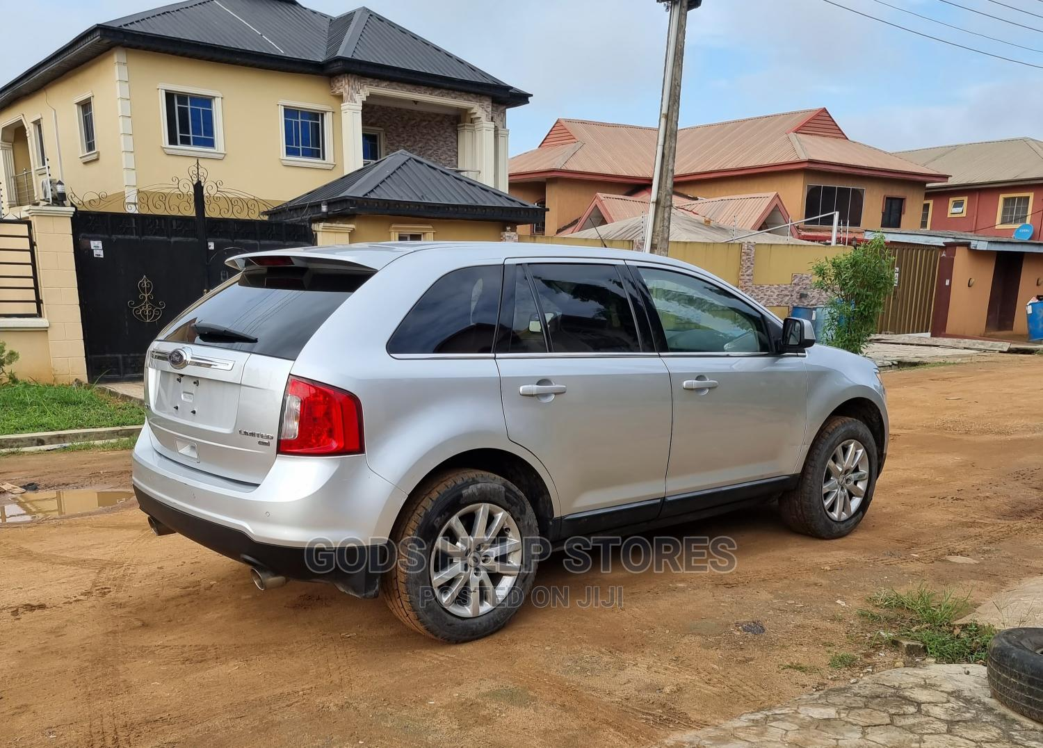Ford Edge 2011 Silver | Cars for sale in Ikeja, Lagos State, Nigeria