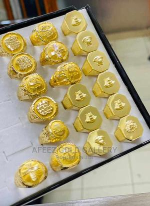 Real Original Pure 750 Gold Available   Jewelry for sale in Lagos State, Ikeja