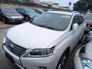 Lexus RX 2013 350 AWD White | Cars for sale in Lagos State, Isolo