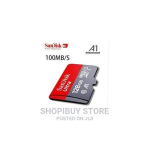 Sandisk Micro Sd Memory Card -128gb | Accessories for Mobile Phones & Tablets for sale in Lagos State, Ikeja