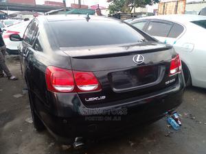 Lexus GS 2008 350 AWD Black | Cars for sale in Lagos State, Apapa