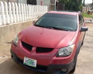 Pontiac Vibe 2004 Automatic Red   Cars for sale in Kano State, Tarauni