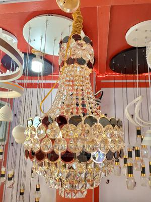 Crystal Chandelier by 500 | Home Accessories for sale in Lagos State, Ejigbo