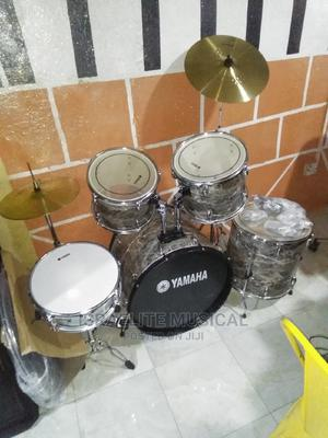 Yamaha Quality Drum 5 Set   Audio & Music Equipment for sale in Lagos State, Ojo