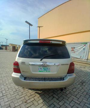 Toyota Highlander 2006 Gold | Cars for sale in Rivers State, Port-Harcourt
