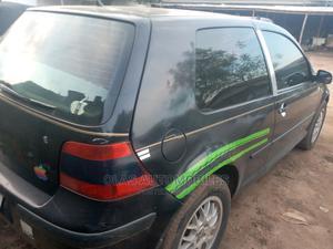 Volkswagen Golf Variant 2003 Black   Cars for sale in Lagos State, Ifako-Ijaiye