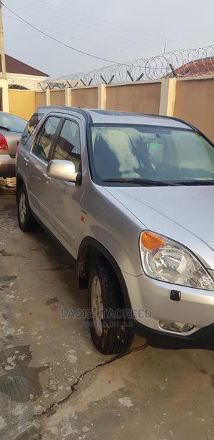 Honda CR-V 2005 200i I-Vtec 4x4 Silver | Cars for sale in Oyo State, Ibadan