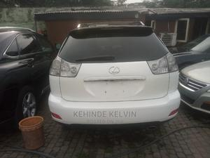 Lexus RX 2008 350 AWD White | Cars for sale in Lagos State, Ojodu