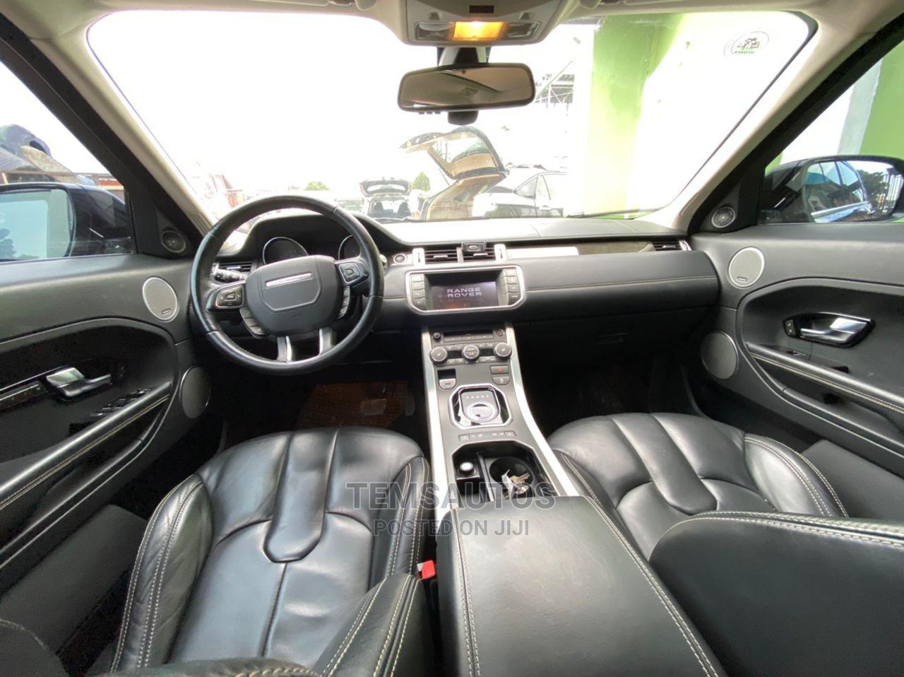 Land Rover Range Rover Evoque 2013 Black   Cars for sale in Ikeja, Lagos State, Nigeria