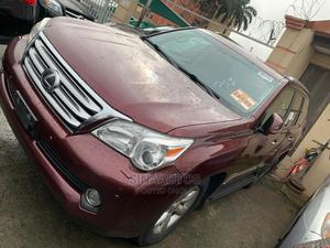 Lexus GX 2010 460 Red | Cars for sale in Lagos State, Ikeja