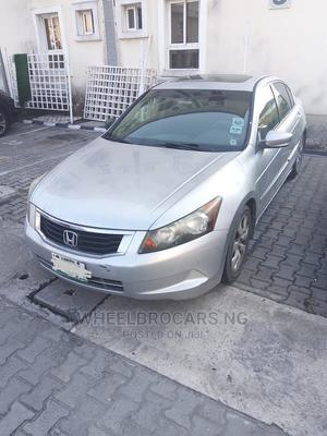 Honda Accord 2009 2.0 I-Vtec Silver   Cars for sale in Lagos State, Ajah