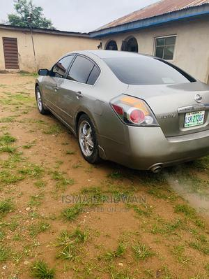Nissan Altima 2008 2.5 Gray | Cars for sale in Oyo State, Ibadan