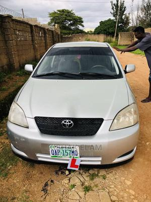 Toyota Corolla 2004 Silver | Cars for sale in Plateau State, Jos