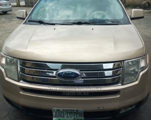 Ford Edge 2008 Gold | Cars for sale in Rivers State, Obio-Akpor