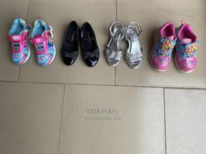 4 Used Size 10 Shoes for Girls | Children's Shoes for sale in Lagos State, Ipaja