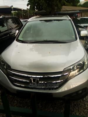 Honda CR-V 2014 Silver | Cars for sale in Abuja (FCT) State, Wuse 2