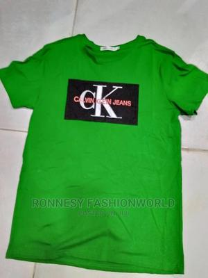 Unisex Round Neck Polo Shirt   Clothing for sale in Lagos State, Ikeja
