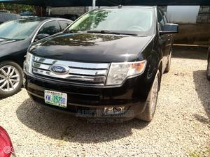 Ford Edge 2008 Black | Cars for sale in Abuja (FCT) State, Central Business District