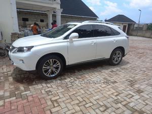 Lexus RX 2013 350 AWD White | Cars for sale in Lagos State, Ifako-Ijaiye
