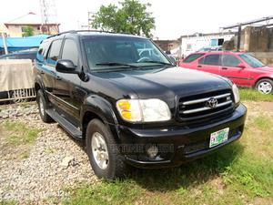 Toyota Sequoia 2004 Black | Cars for sale in Abuja (FCT) State, Central Business District
