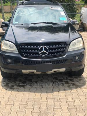 Mercedes-Benz M Class 2006 Black | Cars for sale in Abuja (FCT) State, Lugbe District