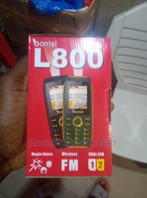 New Bontel L800 Black   Mobile Phones for sale in Lagos State, Ikeja