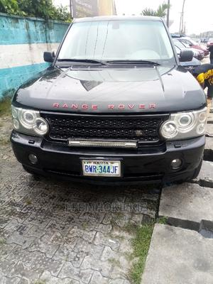 Land Rover Range Rover Vogue 2006 Black | Cars for sale in Delta State, Warri