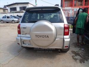 Toyota RAV4 2005 2.0 4x4 Executive Silver   Cars for sale in Lagos State, Isolo