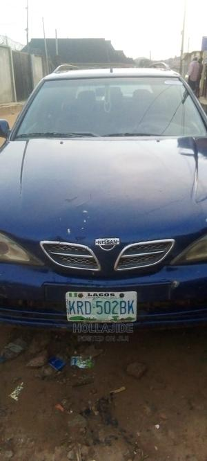 Nissan Primera 2000 2.0 Wagon Blue | Cars for sale in Lagos State, Alimosho
