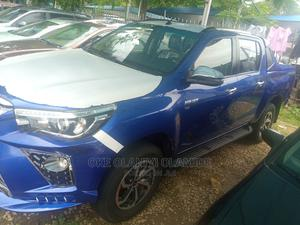 New Toyota Hilux 2020 Blue | Cars for sale in Abuja (FCT) State, Garki 2