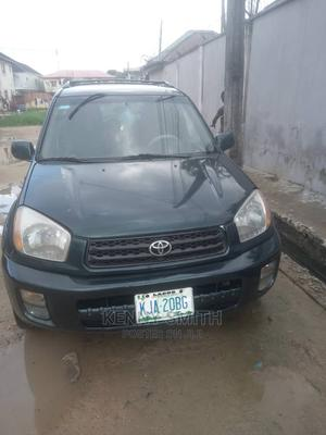 Toyota RAV4 2003 Automatic Green | Cars for sale in Lagos State, Ajah