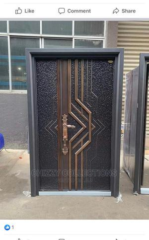 Turkey Copper Double Door for Entrance | Doors for sale in Lagos State, Orile