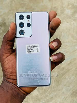 Samsung Galaxy S21+ 5G 128 GB Purple | Mobile Phones for sale in Lagos State, Isolo