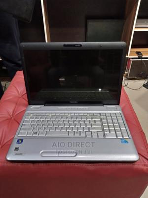 Laptop Toshiba Satellite L500 4GB Intel Core I3 HDD 320GB | Laptops & Computers for sale in Lagos State, Ojo
