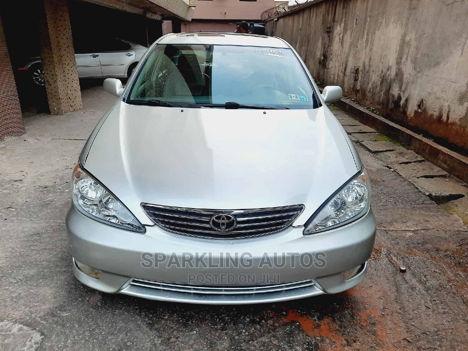 Archive: Toyota Camry 2006 Silver