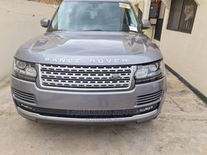 Land Rover Range Rover 2013 Gray | Cars for sale in Lagos State, Ogba