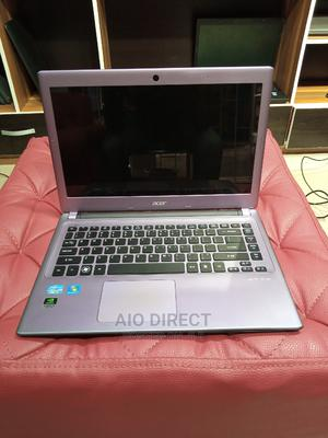 Laptop Acer Aspire V5-471 4GB Intel Core I3 HDD 320GB | Laptops & Computers for sale in Lagos State, Ojo