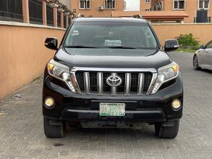 Toyota Land Cruiser Prado 2015 Black | Cars for sale in Lagos State, Ikeja