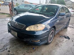 Toyota Corolla 2005 1.4 D-4d Automatic Blue | Cars for sale in Lagos State, Ikeja