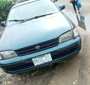 Toyota Carina E 1996 1.6 Sedan Blue | Cars for sale in Rivers State, Port-Harcourt