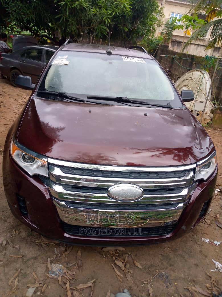 Ford Edge 2011 SE 4dr FWD (3.5L 6cyl 6A)