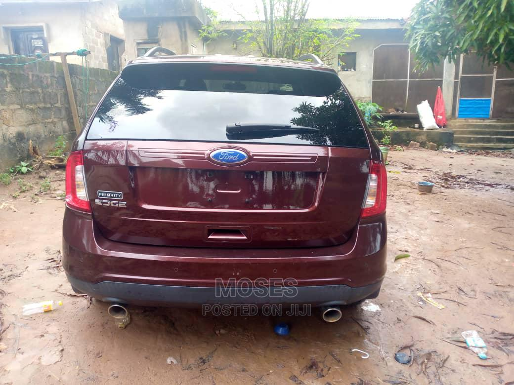 Ford Edge 2011 SE 4dr FWD (3.5L 6cyl 6A) | Cars for sale in Alimosho, Lagos State, Nigeria