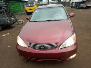 Toyota Camry 2003 Red   Cars for sale in Lagos State, Ojo